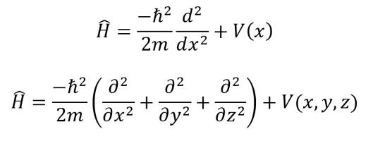 Hamiltonian - corrected