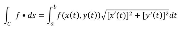 LineIntegralScalarField - corrected
