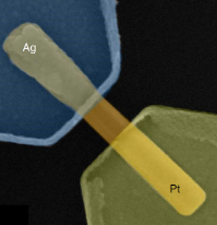 Nanowire memristor